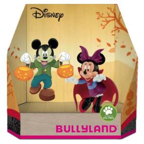 Disney Geschenkbox mit 2 Figuren Micky Halloween 8 - 10 cm