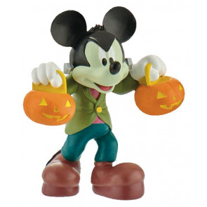 Disney Mickey Mouse & Friends Figur Mickey Halloween 7 cm