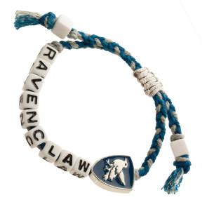 Harry Potter Ravenclaw Armband mit Würfelperlen