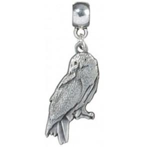 Harry Potter Anhänger Hedwig the Owl (versilbert)