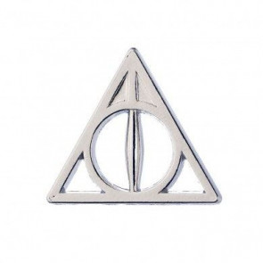 Harry Potter Ansteck-Button Deathly Hallows
