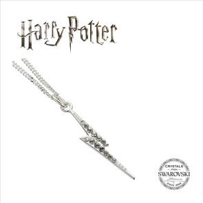 Harry Potter x Swarovksi Halskette & Anhänger Blitz
