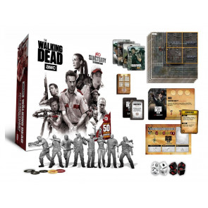 Walking Dead Brettspiel No Sanctuary