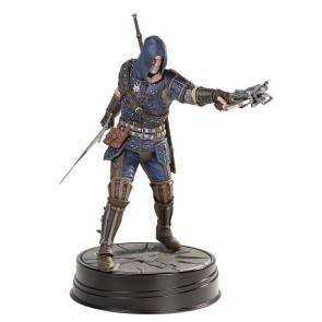 Witcher 3 Wild Hunt Geralt Grandmaster Feline Statue 27 cm