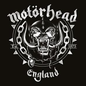 Motorhead Leinwandbild im Holzrahmen Snaggletooth / England 40 x 40 cm