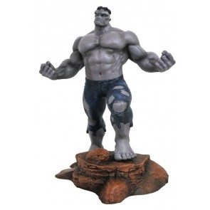 Marvel Gallery Grey Hulk PVC Statue 28 cm SDCC Exclusive