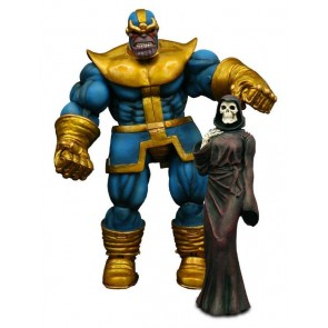 Marvel Select Actionfigur Thanos 20 cm