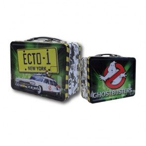 Ghostbusters Blechdose Ecto-1