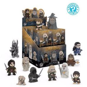 Herr der Ringe Hobbit Mystery Minis Figuren 6 cm Display