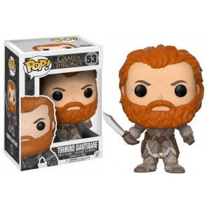 Game of Thrones Tormund POP! Figur 9 cm