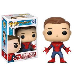 Spider-Man Homecoming POP! Figur Unmasked 9 cm