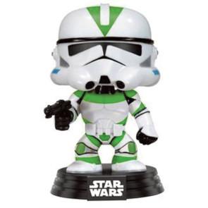 Star Wars 442 Clone Trooper POP! Figur 9 cm Celebration Exclusive