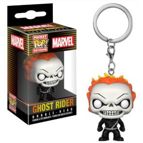 Marvel Comics Pocket POP! Vinyl Schlüsselanhänger Ghost Rider 4 cm