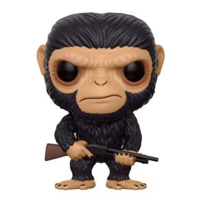 Planet der Affen Survival Caesar POP! Figur 9 cm