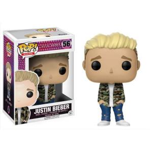 Justin Bieber POP! Rocks Vinyl Figur 9 cm