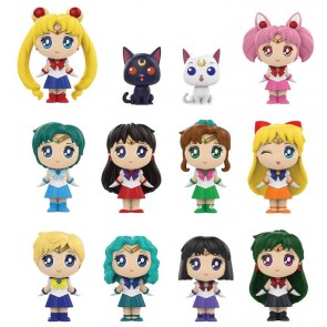 Sailor Moon Classic Mystery Minis Figuren 6 cm Display