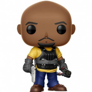 Walking Dead T-Dog POP! Figur 9 cm SDCC Exclusive