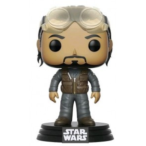 Star Wars Rogue One Bodhi POP! Figur 9 cm SDCC Exclusive