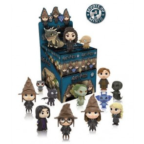 Harry Potter Series 2 Mystery Minis Figuren 6 cm Display