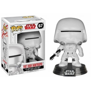 Star Wars VIII First Order Snowtrooper POP! Figur 9 cm