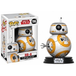 Star Wars VIII BB-8 POP! Figur 9 cm
