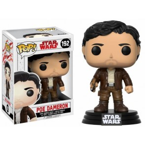 Star Wars VIII Poe Dameron POP! Figur 9 cm