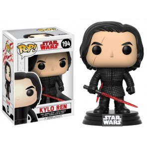 Star Wars VIII Kylo Ren POP! Figur 9 cm
