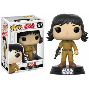 Star Wars VIII Rose POP! Figur 9 cm
