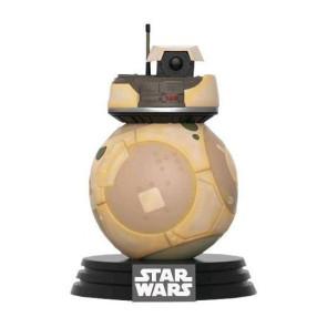 Star Wars VIII Resistance BB Unit POP! Figur 9 cm
