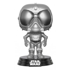 Star Wars Rogue One Death Star Droid POP! Figur 9 cm Fall Con Exclusive