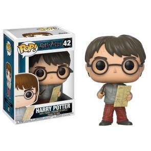 Harry Potter POP! Marauders Map Figur 9 cm