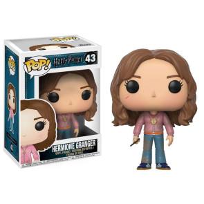 Harry Potter Hermione Granger POP! Time Turner Figur 9 cm
