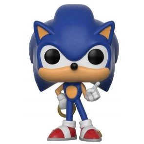 Sonic The Hedgehog POP! Ring Figur 9 cm