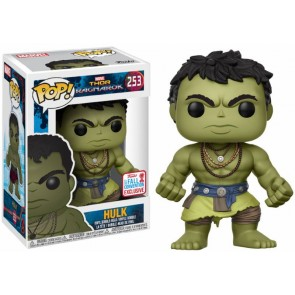 Thor Ragnarok Hulk POP! Figur 9 cm 2017 Fall Convention Exclusive