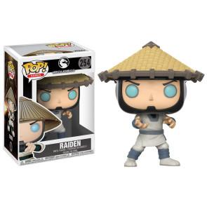 Mortal Kombat Raiden POP! Figur 9 cm