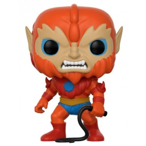 Masters of the Universe Beast Man POP! Figur 9 cm