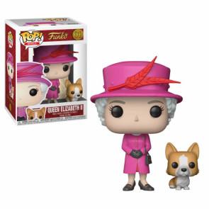 Royal Family Queen Elizabeth II POP Figur 9 cm