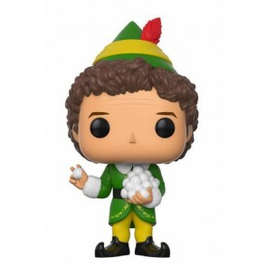 Elf Buddy POP! Snowballs Figur 9 cm