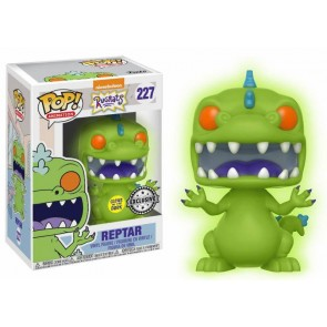 Rugrats Reptar POP! Figur Glow in the Dark 9 cm