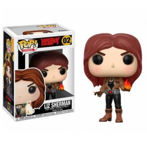 Hellboy Liz Sherman POP! Figur 9 cm