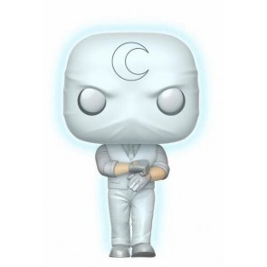 Marvel Comics Moon Knight POP! Figur Glow in the Dark 9 cm