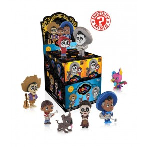 Coco Mystery Minis Figuren 6 cm Display