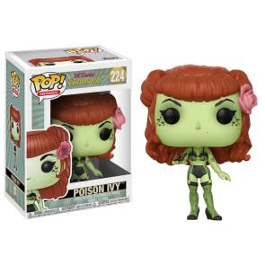 DC Comics Bombshells Poison Ivy POP! Figur 9 cm