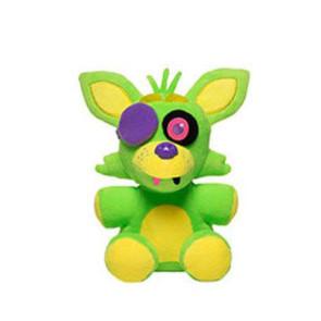 Five Nights at Freddy's Plüschfigur Neon Foxy 15 cm