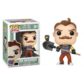 Hello Neighbor POP! Games Vinyl Figur 9 cm