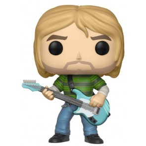 Nirvana Kurt Cobain POP! Figur Teen Spirit 9 cm