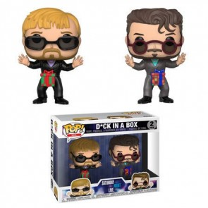 Saturday Night Live Dick in a Box POP! Figuren Doppelpack 9 cm