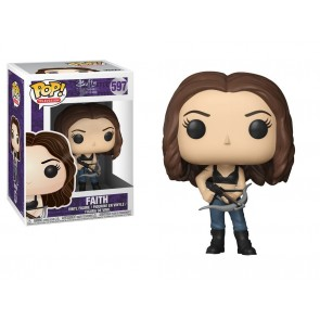 Buffy Faith POP! Figur 9 cm