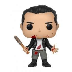 Walking Dead Negan POP! Figur Clean Shaven 9 cm