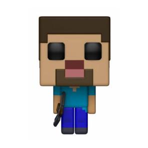 Minecraft Steve POP! Figur 9 cm